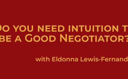 Do You Need Intuition - Joyce Buford