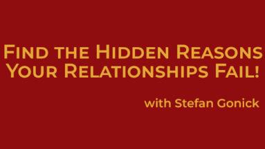 Relationships Fail - Joyce Buford