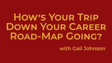 Career Road-Map - Joyce Buford
