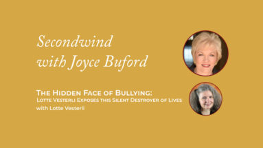 face of bullying - Joyce Buford