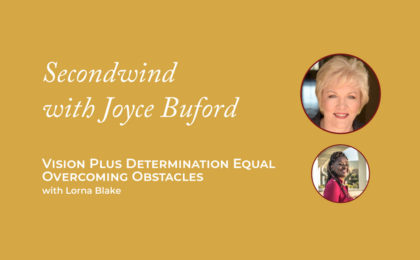 Overcoming Obstacles - Joyce Buford