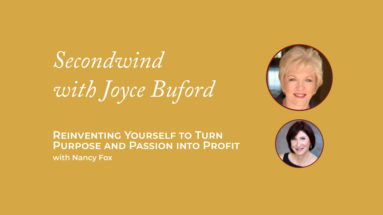 Reinventing Yourself - Joyce Buford