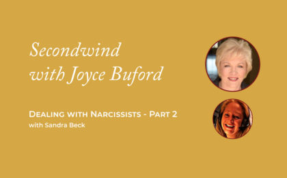 Relationships with Narcissists - Joyce Buford