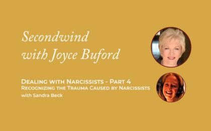 Trauma Caused by Narcissists - Joyce Buford