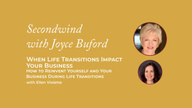 Life Transitions - Joyce Buford