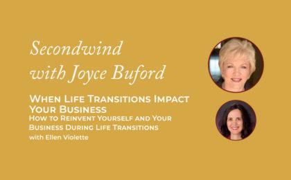 Life Transitions - Joyce Buford
