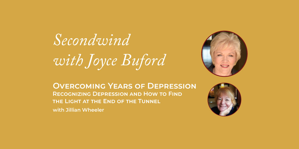 Overcoming Years of Depression – Jillian Wheeler