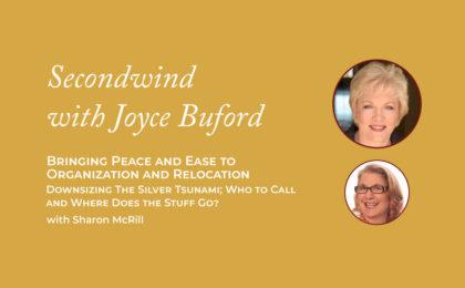 Organization and Relocation - Joyce Buford