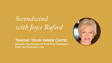 Inner Critic - Joyce Buford