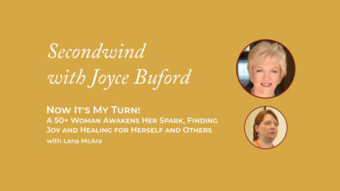 Finding Joy - Joyce Buford