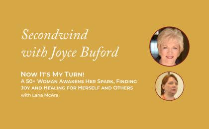 Finding Joy - Joyce Buford