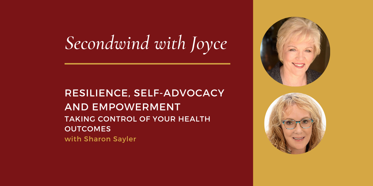 Resilience, Self-Advocacy and Empowerment – Sharon Sayler